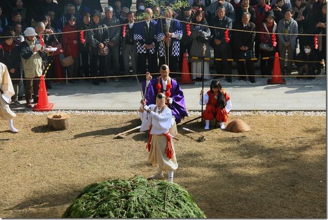 20141116真福寺 長谷寺火渡り 084-1