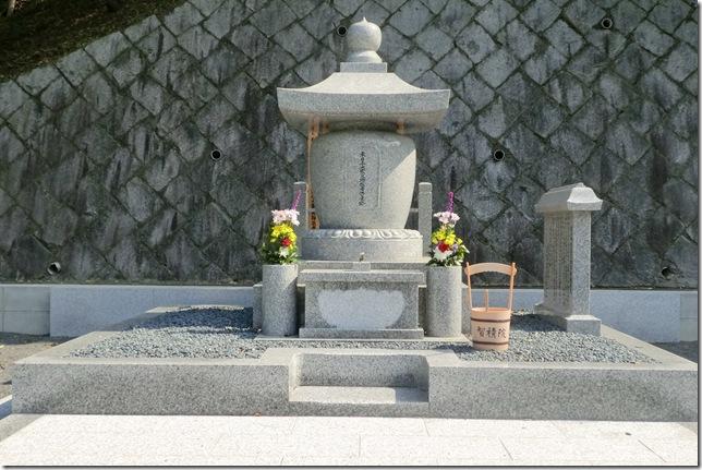 東日本大震災物故者供養塔